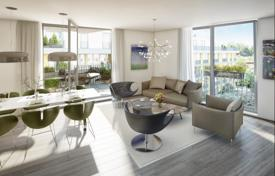 New homes for sale in Praha 3. Two-bedroom apartment in a new building in one of the best districts of Prague 3, Vackov