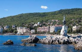 Cheap residential for sale in Croatia. Apartment in Opatija