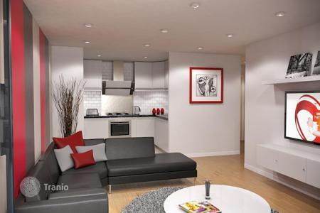 Cheap property for sale in England. Investment apartments in Manchester, UK