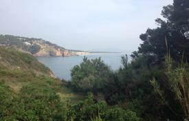 Development land for sale in Catalonia. A plot with a sea view, next to the promenade, Begur, Spain