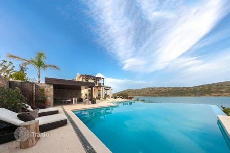 Coastal property for sale in Elounda. Villa - Elounda, Crete, Greece