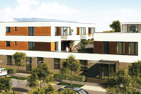 Cheap property for sale in Freiburg. A new project in Freiburg — modern apartments with all amenities and private areas in the garden
