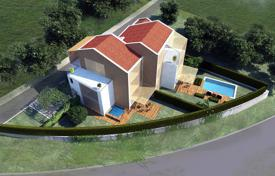 Apartments with pools for sale in Slovenia. Three-room apartment with a garden, Portoroz, Slovenia