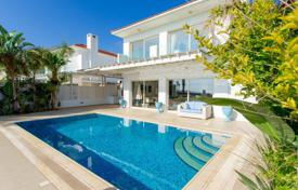 Luxury houses for sale in Protaras. Four Bedroom Beach Front Villa in Pernera