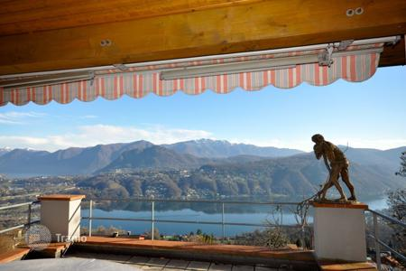 3 bedroom houses for sale in Central Europe. Villa – Vernate, Ticino, Switzerland