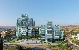 Luxury apartments with pools for sale in Cyprus. Apartment – Limassol (city), Limassol, Cyprus