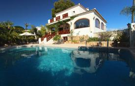 6 bedroom houses for sale in Costa Blanca. Villa – Javea (Xabia), Valencia, Spain