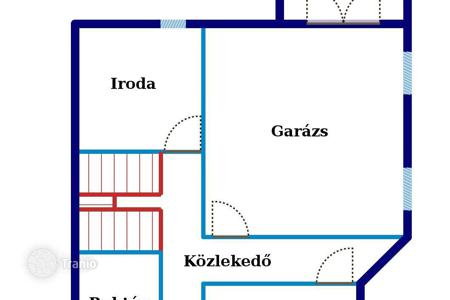 Houses for sale in Fejer. Detached house – Kőszárhegy, Fejer, Hungary