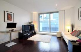 Property for sale in London. One-bedroom apartment in a prestigious residential complex, Canary Wharf, London, UK