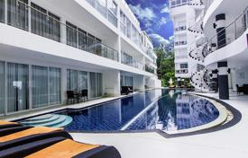 Apartments for sale in Southeastern Asia. Four-bedroom Phuket penthouse apartment with sea view