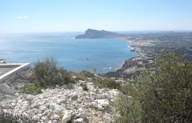 Off-plan residential for sale in Spain. Development land – Altea, Valencia, Spain