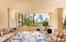 Luxury apartments for sale in Spain. Fabulous Ground Floor Seaside Apartment for sale or rent, Los Monteros Playa, Marbella East