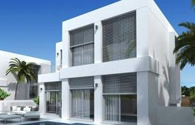 4 bedroom houses for sale in Guardamar del Segura. Gorgeous modern villa with sea views in Guardamar del Segura