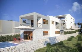 Modern villa on the first line from the sea with a swimming pool, terraces and sea views, Sibenik, Croatia for 900,000 €