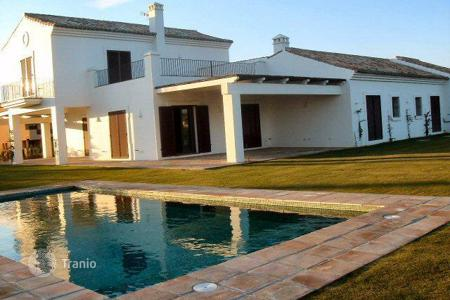 Luxury 4 bedroom houses for sale in Buron. Villa with fantastic views of the Mediterranean sea