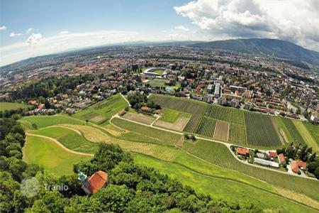 Development land for sale in Slovenia. Exclusive land to build houses