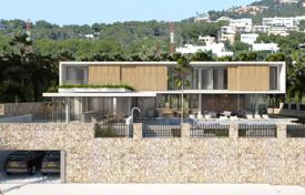 Houses with pools from developers for sale in Ibiza. Townhome – Cap Martinet, Ibiza, Balearic Islands, Spain