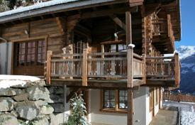 Luxury chalets for sale in Alps. Chalet in Grimentz, Switzerland