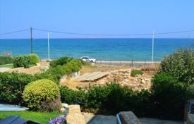 Coastal townhouses for sale in Heraklion. Terraced house – Heraklion, Crete, Greece