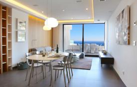 New homes for sale in Valencia. Two-bedroom luxury apartment with sea views in Cumbre del Sol, Alicante, Spain