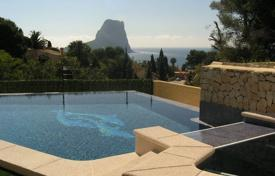 5 bedroom houses for sale in Calpe. Villa – Calpe, Valencia, Spain