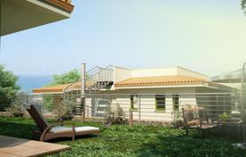 3 bedroom houses for sale in Italy. Furnished villa with terrace and garden in a new residence in Zambrone, overlooking the sea. Air conditioner and a kitchen set as a gift!