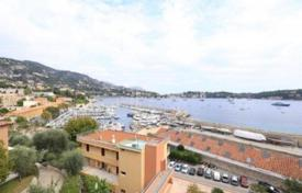 3 bedroom apartments for sale in Villefranche-sur-Mer. Penthouse with roof top terrace and view over the sea and the port, in Villefranche-sur-Mer, Cote d`Azur, France
