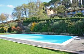 3 bedroom villas and houses by the sea to rent in Tuscany. Villa – Poggibonsi, Tuscany, Italy