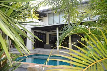 Property for sale in Southeast Asia. Two villas near Bophut