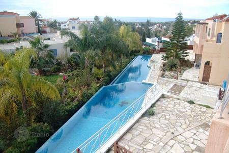 Off-plan property for sale in Paphos. Spacious villa in a new complex