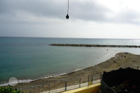 Coastal property for sale in Santo Stefano Al Mare. Santo Stefano al Mare Villa Waterfront