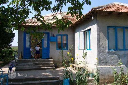 1 bedroom houses for sale in Bulgaria. Detached house – Durankulak, Dobrich Region, Bulgaria