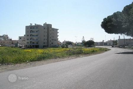 Development land for sale in Limassol. Building Plot For Sale Germasogeia