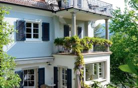 Restored three-storey villa in the classical style, with a balcony and a patio in the garden, in the center of Baden-Baden, Germany for 2,200,000 €