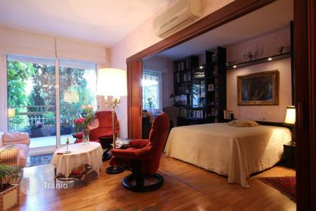 Apartments with pools by the sea for sale in Barcelona. Apartment – Barcelona, Catalonia, Spain