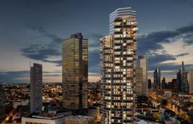 Luxury 3 bedroom apartments for sale in Germany. New five-room apartment in a skyscraper in Frankfurt, European Quarter, Gallus district