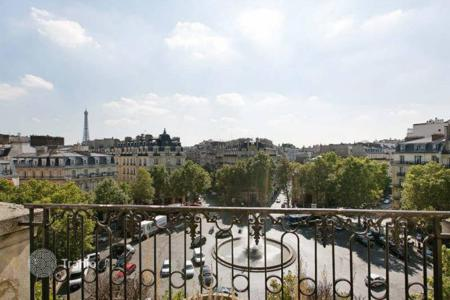 Luxury 4 bedroom apartments for sale in Ile-de-France. Paris 16th District — Place Victor Hugo