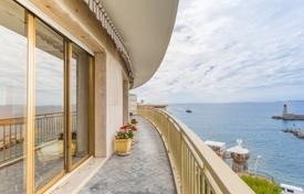 Luxury apartments for sale in Nice. Vast Waterfront Appartment with Terrace over the Sea