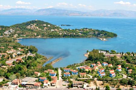 Townhouses for sale in Corfu. Terraced house – Corfu, Greece