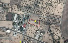 Cheap development land for sale in Athienou. Building Land