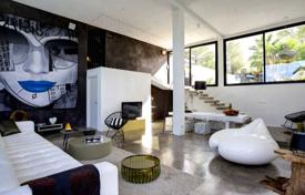 Modern furnished villa with a spacious loft area, a large garden and a pool, Ibiza, Spain for 2,400,000 €