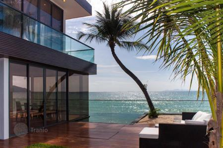 Property for sale in Southeast Asia. Modern villa with sea views in the area of Chaweng Noi