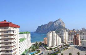 Residential for sale in Calpe. 3 bedroom apartment with large terrace 200 meters from the sea in Calpe