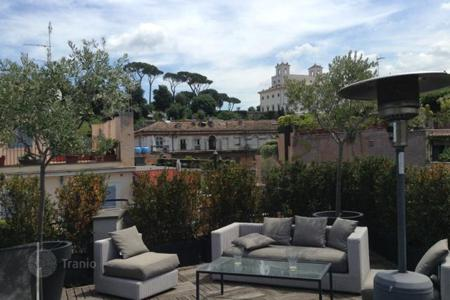 Coastal penthouses for sale in Rome. Penthhouse in Rome