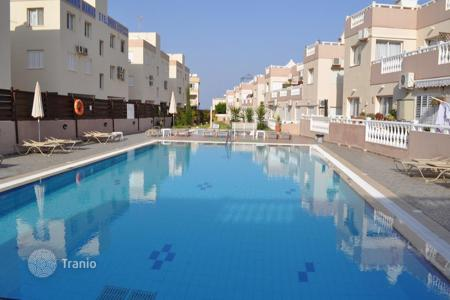 Cheap apartments with pools for sale in Famagusta. Two Bedroom Ground Floor Apartment with Communal Pool