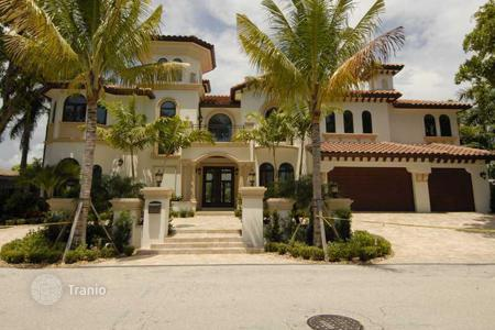 Luxury property for sale in North America. Mansion – Miami, Florida, USA