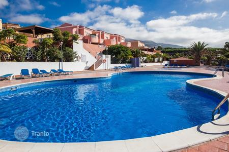 Residential for sale in Callao Salvaje. New townhouse in Callao Salvaje, Spain. Modern residence with a swimming pool, a tennis court and a children's playground, near the beach