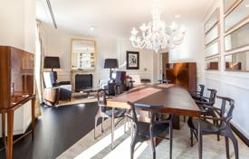Luxury apartments for sale in Barcelona. Spacious apartment with a balcony in a residence with a porter and a parking in a prestigious area, Barcelona, Spain