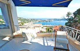 Cheap residential for sale in Côte d'Azur (French Riviera). Elegant apartment by the sea in a prestigious secured residential estate with a parking, Villefranche-sur-Mer, France