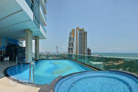 1 bedroom apartments by the sea to rent overseas. Apartment – Pattaya, Chonburi, Thailand